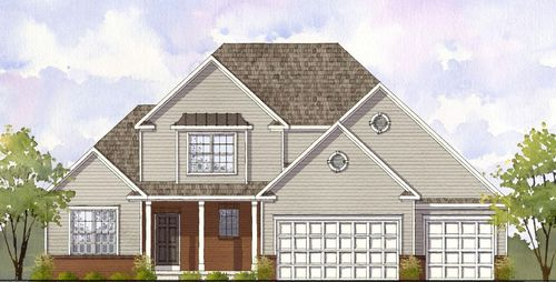 Meadows of Mill Creek by Westport Homes of Columbus in Columbus Ohio