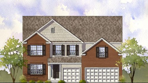 house for sale in Chestnut Estates by Westport Homes of Columbus