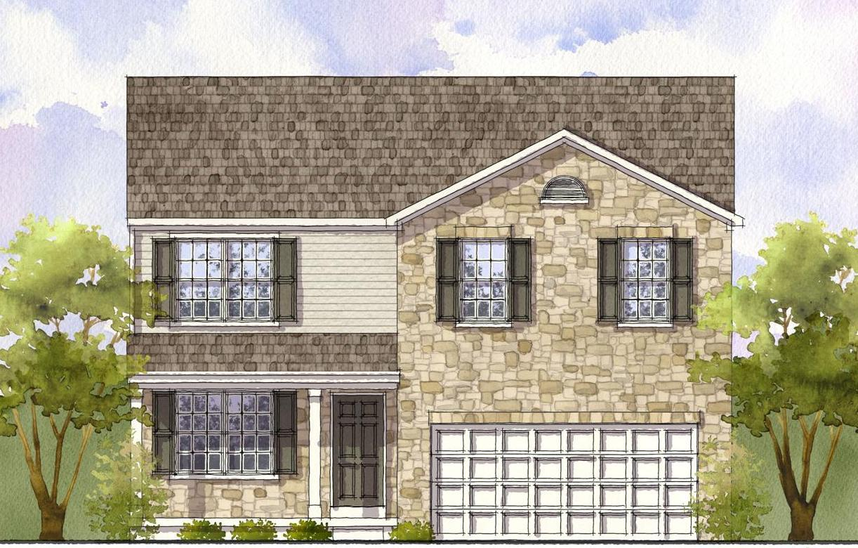 Asbury Heights by Westport Homes of Columbus