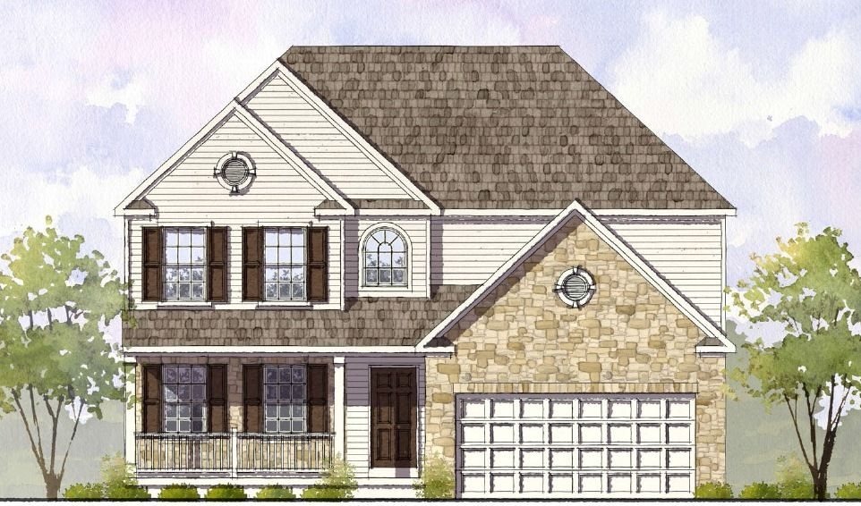Summit Ridge by Westport Homes of Columbus