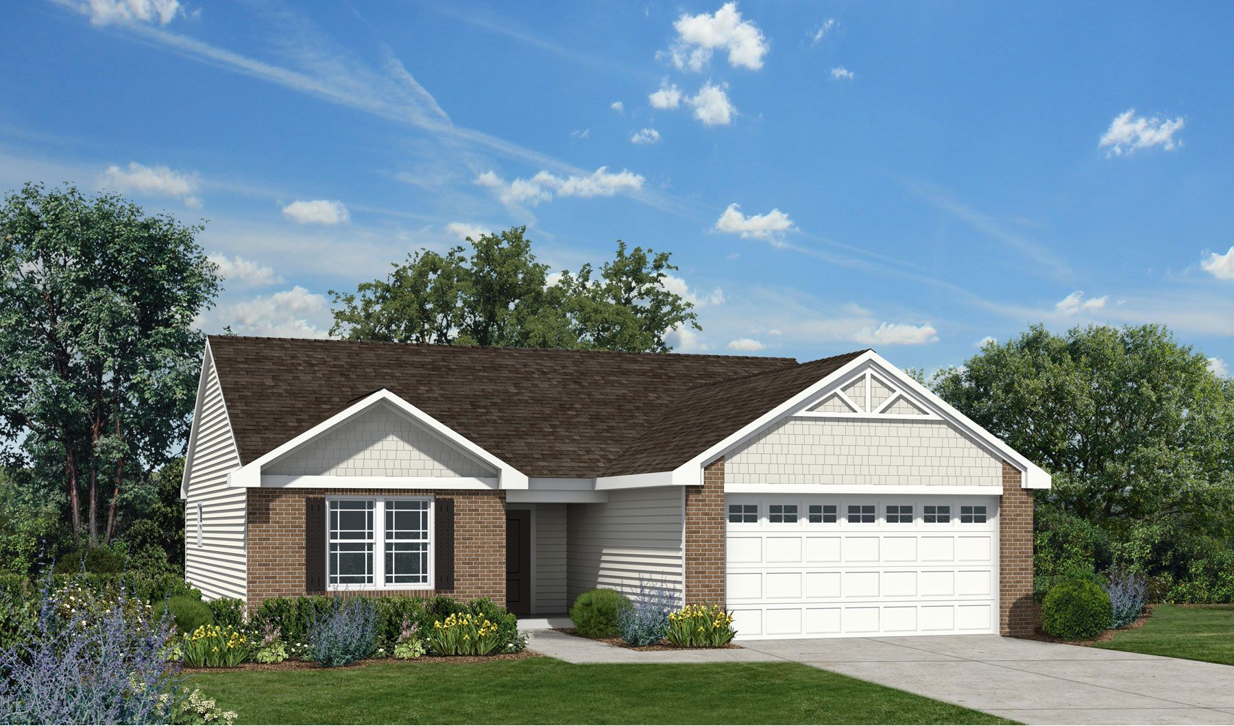 Appleton - Heron Creek: Greenfield, IN - Westport Homes of Indianapolis