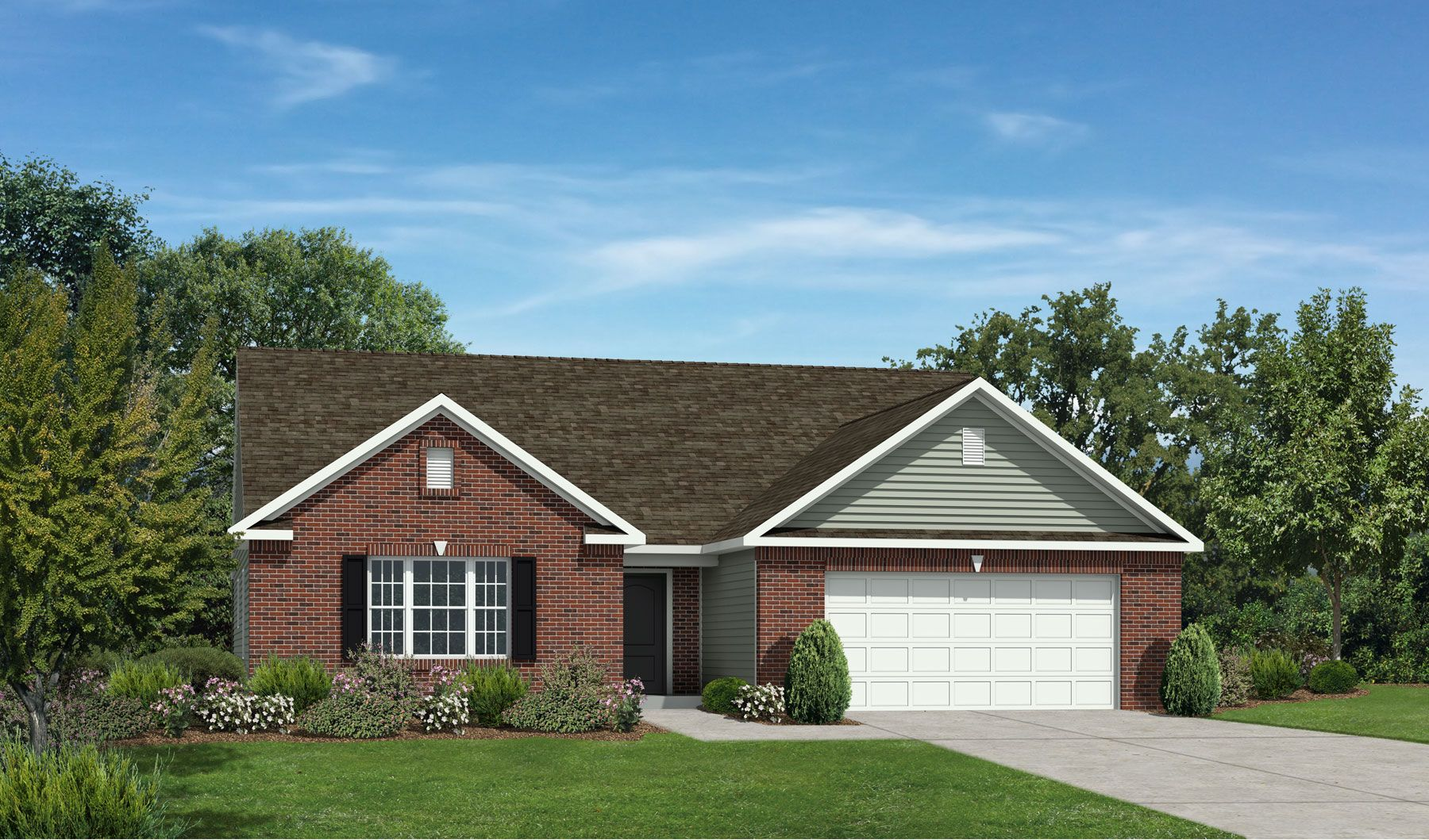 Fairmont - Winding Ridge-Fairways East: Indianapolis, IN - Westport Homes of Indianapolis