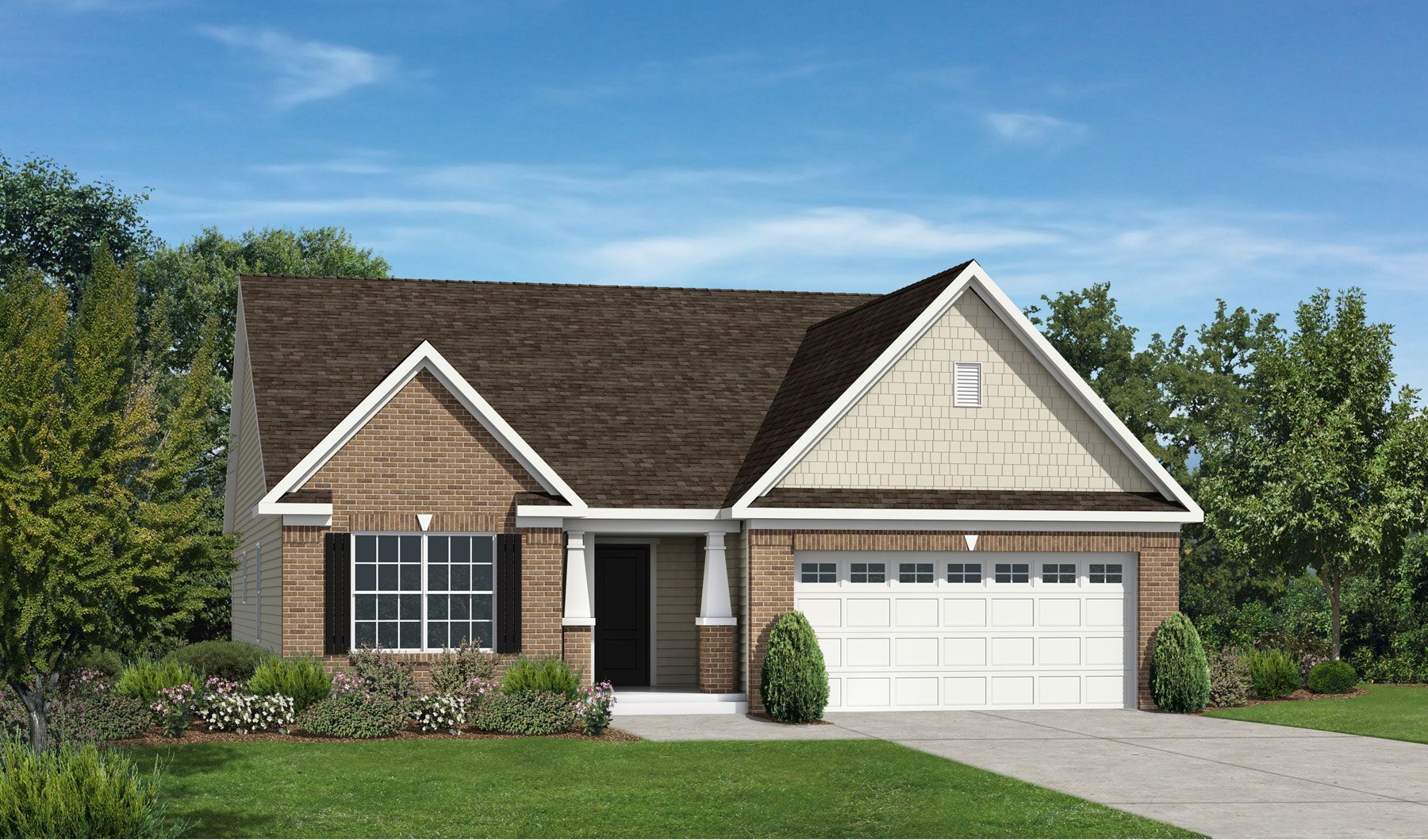 Heyden - Winding Ridge-Fairways East: Indianapolis, IN - Westport Homes of Indianapolis