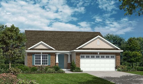 Woodsong by Westport Homes of Indianapolis in Indianapolis Indiana