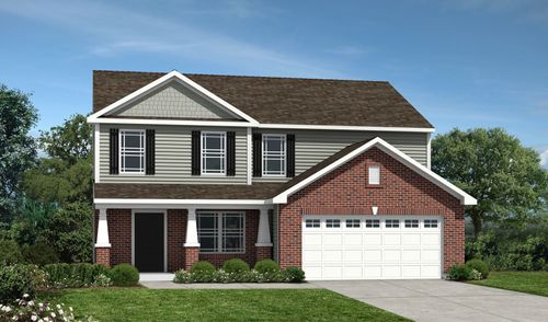 Sawmill I by Westport Homes of Indianapolis in Indianapolis Indiana