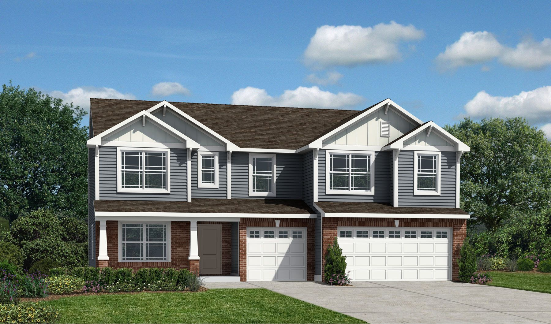 Campton - Winding Ridge-Fairways East: Indianapolis, IN - Westport Homes of Indianapolis
