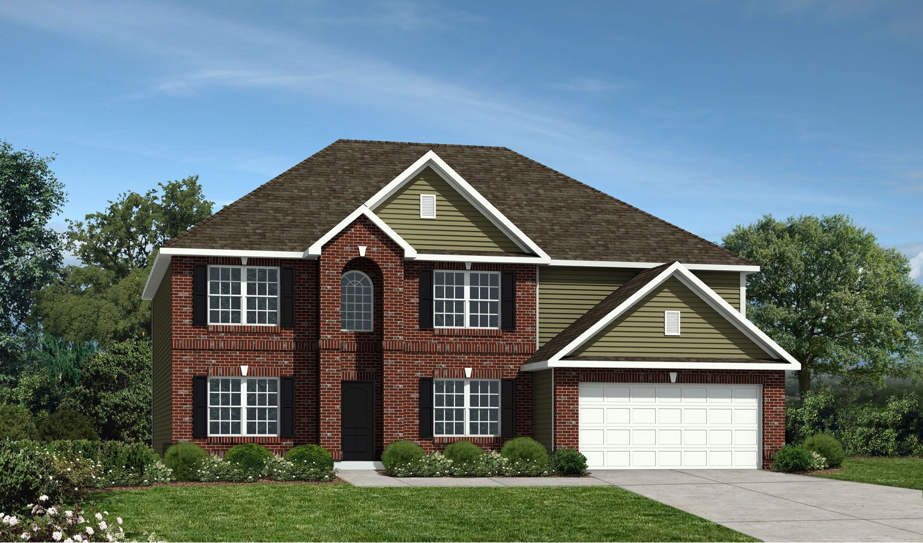 Hickory Mill by Westport Homes of Indianapolis