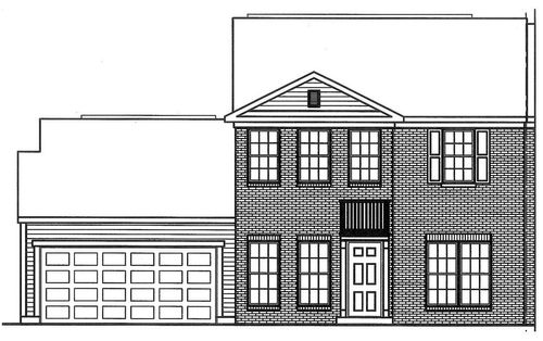 Prairie Lakes by Westport Homes of Indianapolis in Indianapolis Indiana