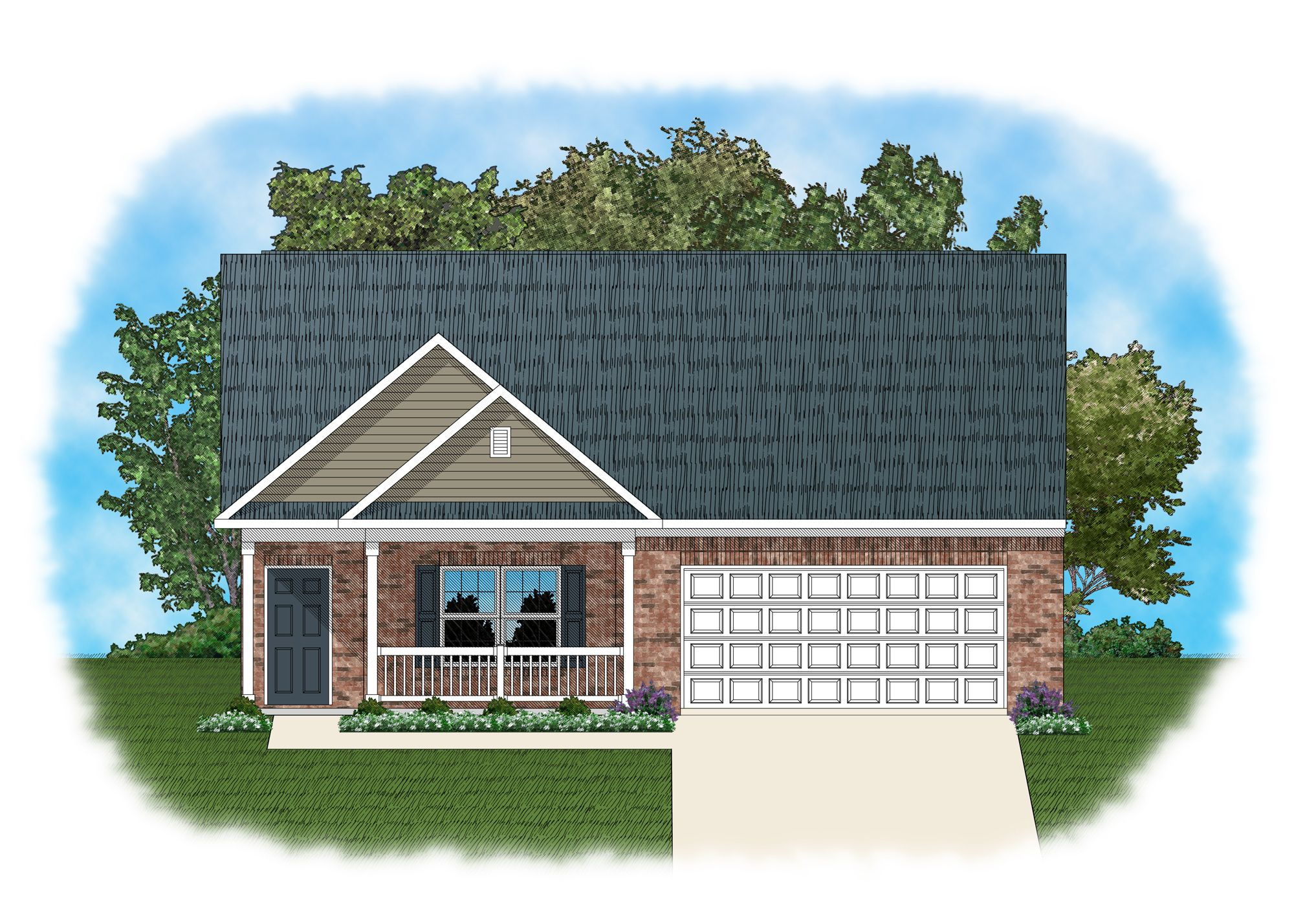 Barrymoor - Meadowlark Lakes: Indianapolis, IN - Westport Homes of Indianapolis