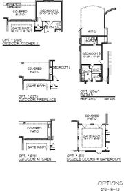 homes in Lakes of Fairhaven by Trendmaker Homes