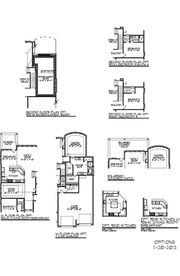 homes in Cinco Ranch by Trendmaker Homes