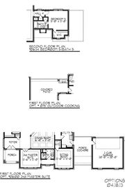 homes in Riverstone by Trendmaker Homes