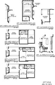 homes in Build on Your Land - Avanti - Southwest by Trendmaker Homes