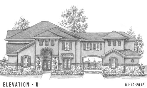 Build on Your Land - Avanti - West by Trendmaker Homes in Houston Texas