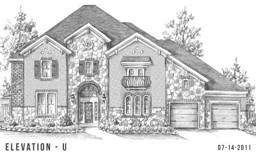 Barton Woods by Trendmaker Homes in Houston Texas