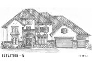 F962 - Build on Your Land - Avanti - Southwest: Missouri City, TX - Trendmaker Homes