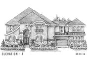 A893 - Build on Your Land - Avanti - North: Montgomery, TX - Trendmaker Homes