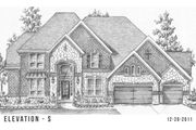 F892 - Build on Your Land - Avanti - North: Montgomery, TX - Trendmaker Homes