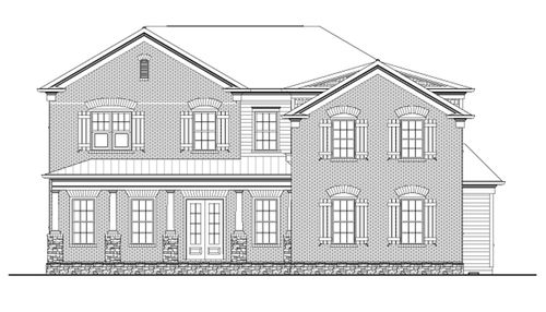 South Grove by John Wieland Homes in Raleigh-Durham-Chapel Hill North Carolina