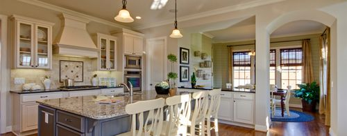 Bridgewater at Traditions by John Wieland Homes in Raleigh-Durham-Chapel Hill North Carolina
