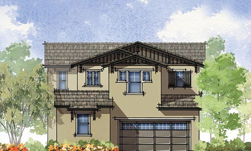 Harvest Glen by Williams Homes in Santa Barbara California