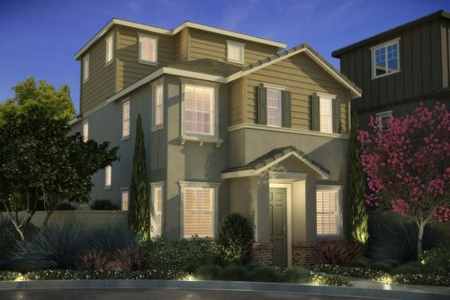 El Sol at Palmilla by William Lyon Homes in Oakland-Alameda California