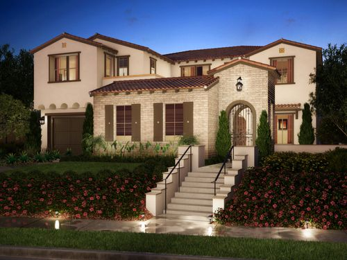 Alora by William-Lyon Homes-Orange County in San Diego California
