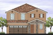 homes in Settler's Landing at Lehi Crossing by William Lyon Homes
