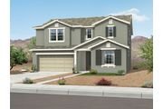Plan 4005 - Wagon Trail at Lehi Crossing: Mesa, AZ - William Lyon Homes