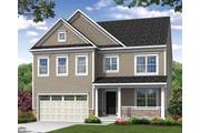 Tidewater - Creekside at Osprey Landing: Glen Burnie, MD - Williamsburg Homes LLC