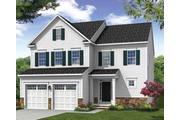 Cottage Grove - Creekside at Osprey Landing: Glen Burnie, MD - Williamsburg Homes LLC