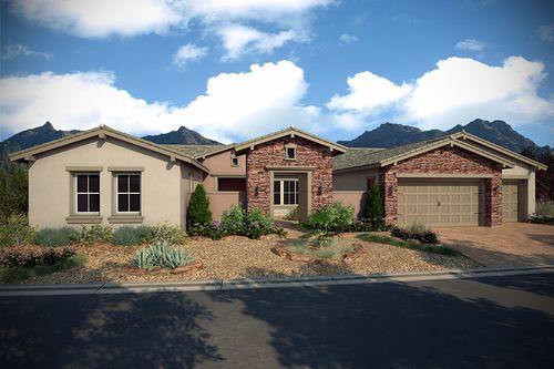 Lyon Estates by William Lyon Homes in Las Vegas Nevada