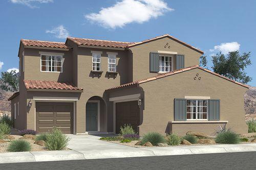 Rhapsody by William Lyon Homes in Las Vegas Nevada