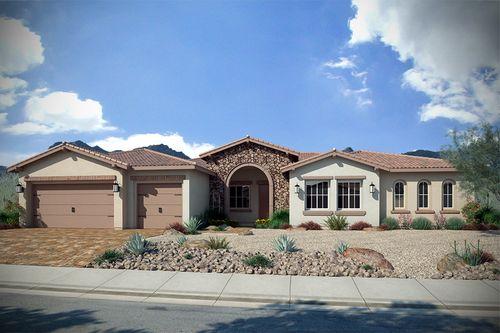 Serenity Ridge by William Lyon Homes in Las Vegas Nevada