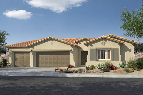 Series I at Mountain Falls by William Lyon Homes in Las Vegas Nevada