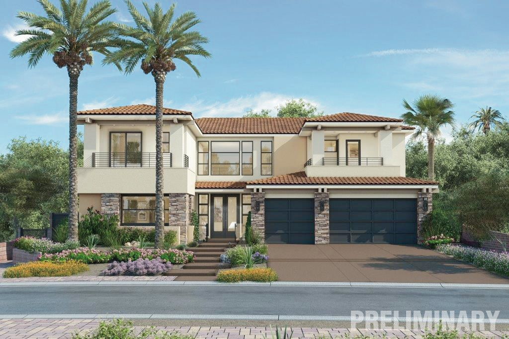 Lake las vegas new homes new homes for sale in lake las for Lago vista home builders