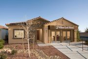 Plan One - Series I at Mountain Falls: Pahrump, NV - William Lyon Homes
