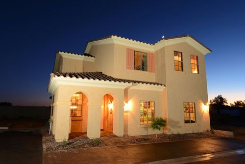 Villagio by Wilson Parker Homes in Phoenix-Mesa Arizona