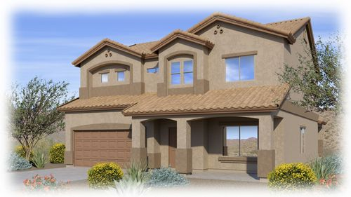 Bella Casa Manor by Wilson Parker Homes in Phoenix-Mesa Arizona