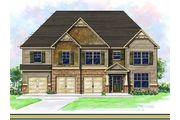 Turnberry II - Hidden Creek: Grovetown, GA - Wilson Parker Homes