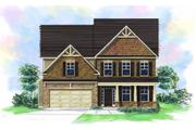 Montclair - Hidden Creek: Grovetown, GA - Wilson Parker Homes