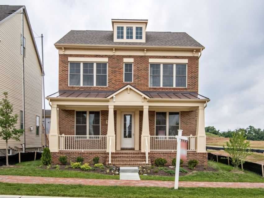Germantown shopping topix for Winchester homes cabin branch townhomes