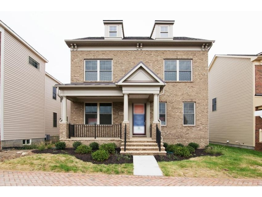 Germantown new homes topix for Winchester homes cabin branch townhomes