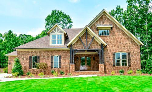 The Hamptons by Windjam Development in Raleigh-Durham-Chapel Hill North Carolina
