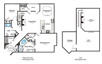 Third Floor & Loft
