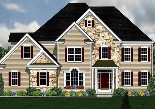 Hager's Crossing by Woodbridge Homes LLC in Hagerstown Maryland