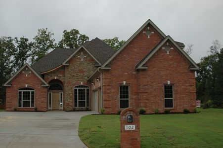 Country Club of Arkansas by Woodhaven Homes, Inc. in Little Rock Arkansas