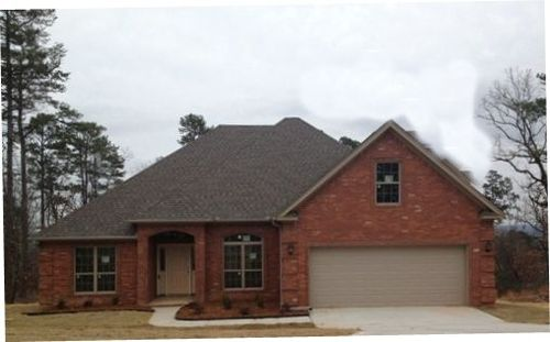 Jacksonville by Woodhaven Homes, Inc. in Little Rock Arkansas