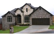 Margeaux Basement - Majestic Pointe: Maumelle, AR - Woodhaven Homes, Inc.