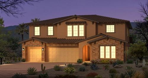 Belmonte in Las Vegas by Woodside Homes in Las Vegas Nevada